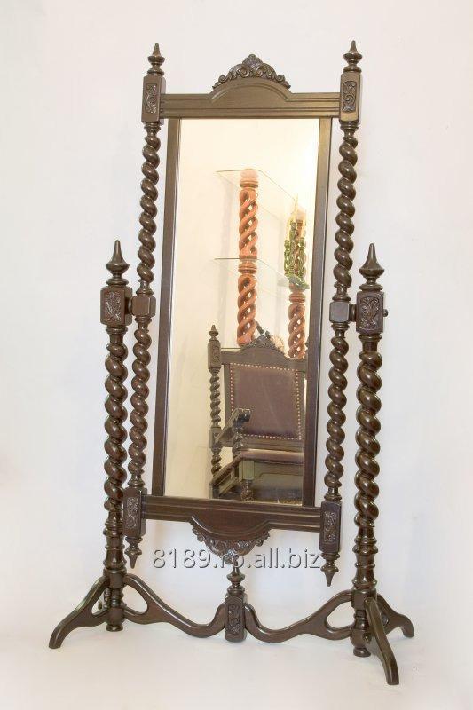cumpără Oglinda sculptata din lemn masiv