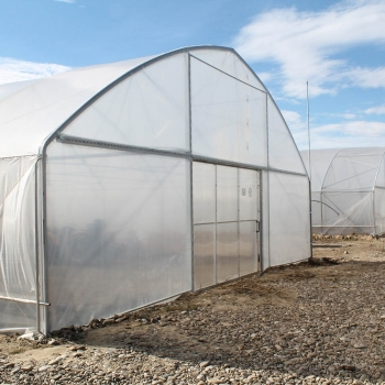 cumpără Solar gotic cu pereti verticali 10x60 m folie dubla inflata