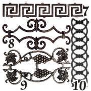 cumpără Decoratiuni din fier forjat