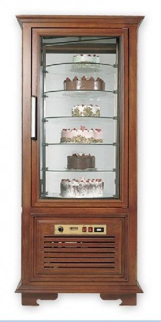 Vitrină frigorifică verticală de cofetărie și patiserie (produs resigilat)   UPD 1 A