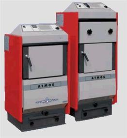 cumpără Cazane cu functionare pe combustibili solizi - lemn Atmos
