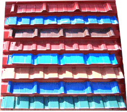 Buy Roofing sheets made of metal