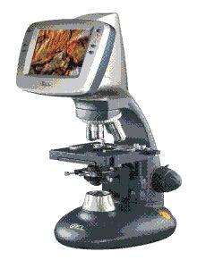 cumpără Biovideo-AC - videomicroscop cu ecran LCD color