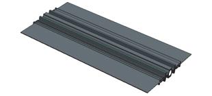 cumpără Profile hidroizolante interne cu placi de otel pentru constructii