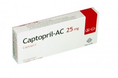 cumpără Captopril AC
