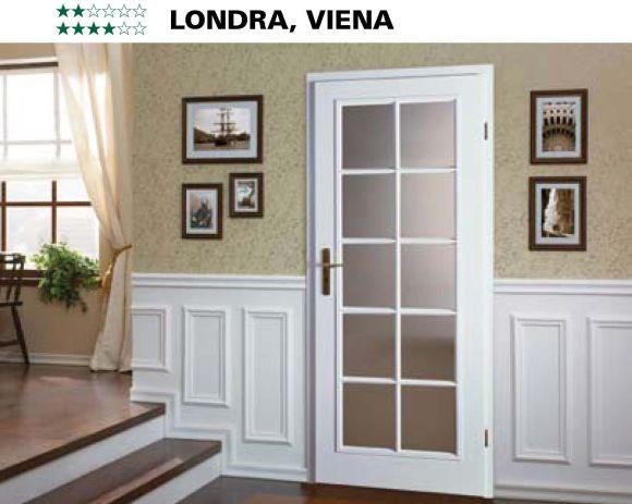 cumpără Usi profilate, vopsite Londra, Viena