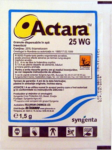 cumpără Actara 25 WG