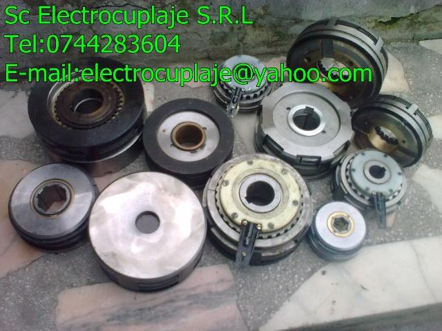 cumpără Cuplaje electromagnetice Binder, Stromag, Heid, Telecomec, Fumo, PSP-Phony, ZF, Cugir