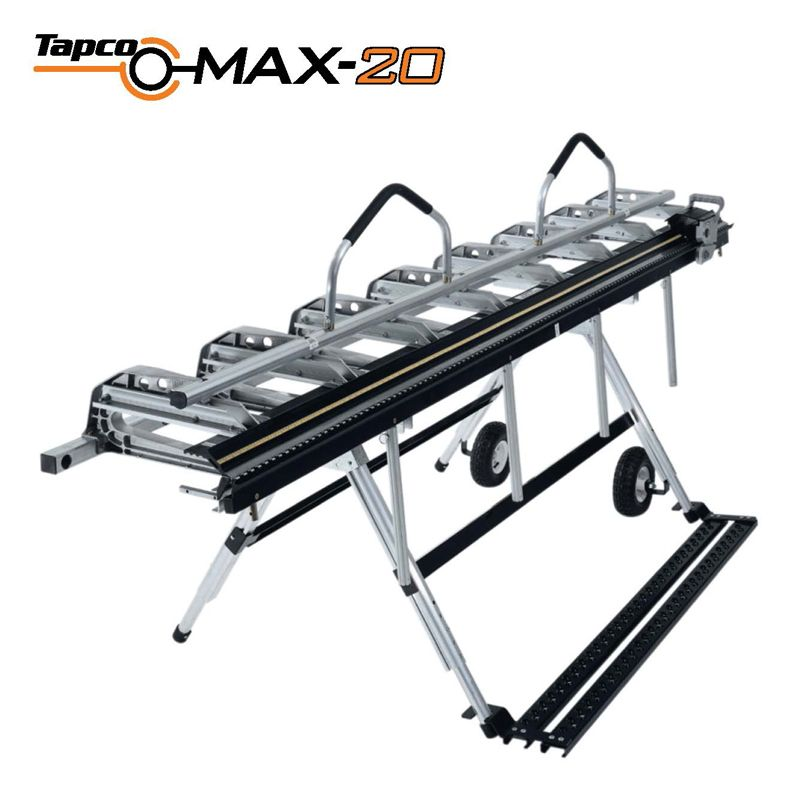 Abkant manual portabil TAPCO MAX20 3800 mm