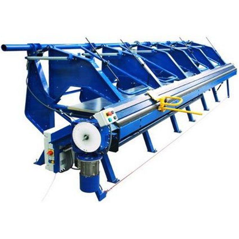 cumpără Abkant de indoit tabla pentru ateliere de tinichgerie MO-4e, MO-6e, MO-8e (BRI-SVARC - CEHIA)
