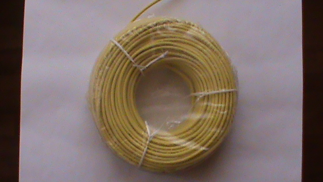 Cablu masurare umiditate cherestea in uscatoare MC 2x1 mm 2 siliconat pentru interior uscatoare