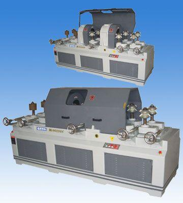 Frezare rotunda Typ MC 90-200