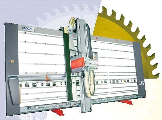 ELCON Ferastrau vertical panouri Module 215
