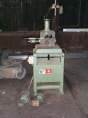 SCHEER Masina de gaurit pentru dibluire rame DB12