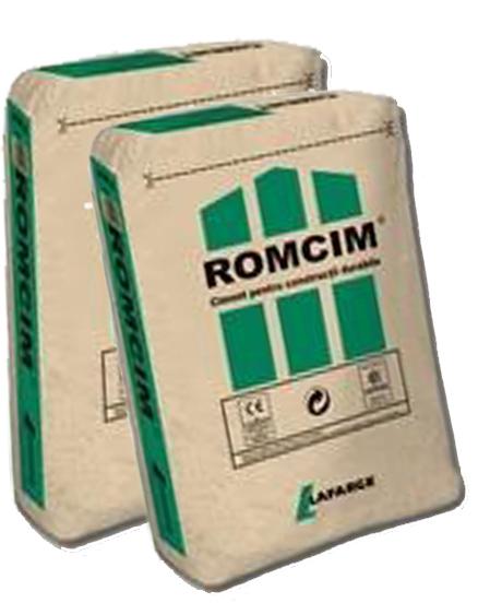 cumpără Ciment Romcim pentru betoane uzuale