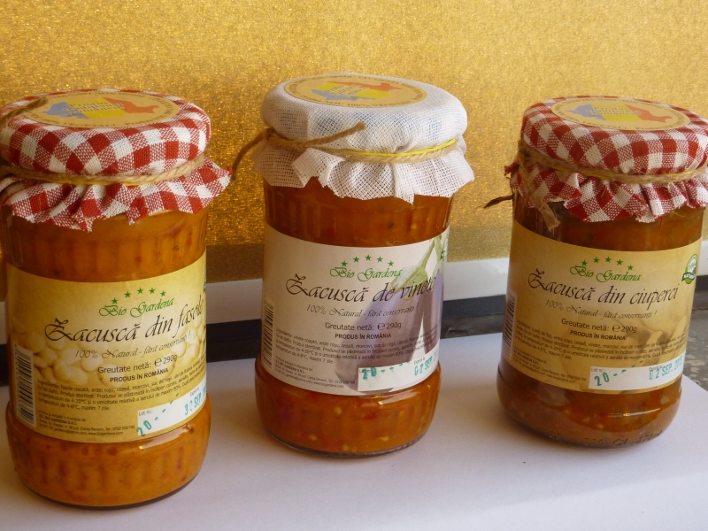 Produse traditional romanesti