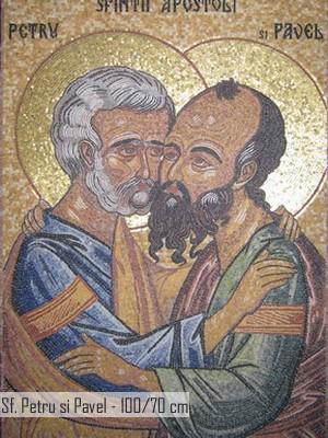 cumpără Icoana Sfantul Petru si Pavel