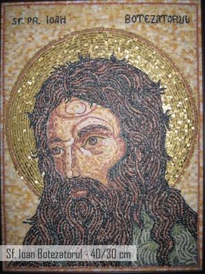 cumpără Icoana Sfantul Ioan Botezatorul