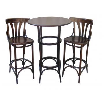 cumpără Set Bar Bistro - Masa inalta + 2 scaune bar 789