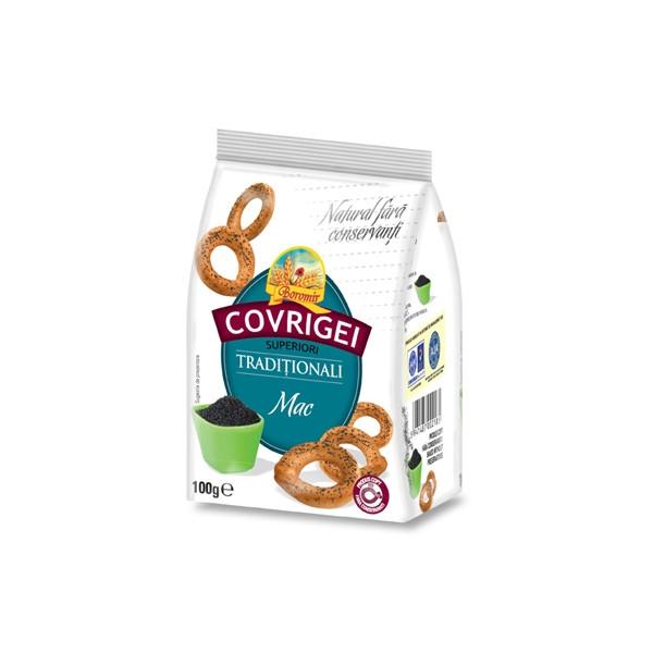 cumpără Covrigei superiori cu mac 100 g