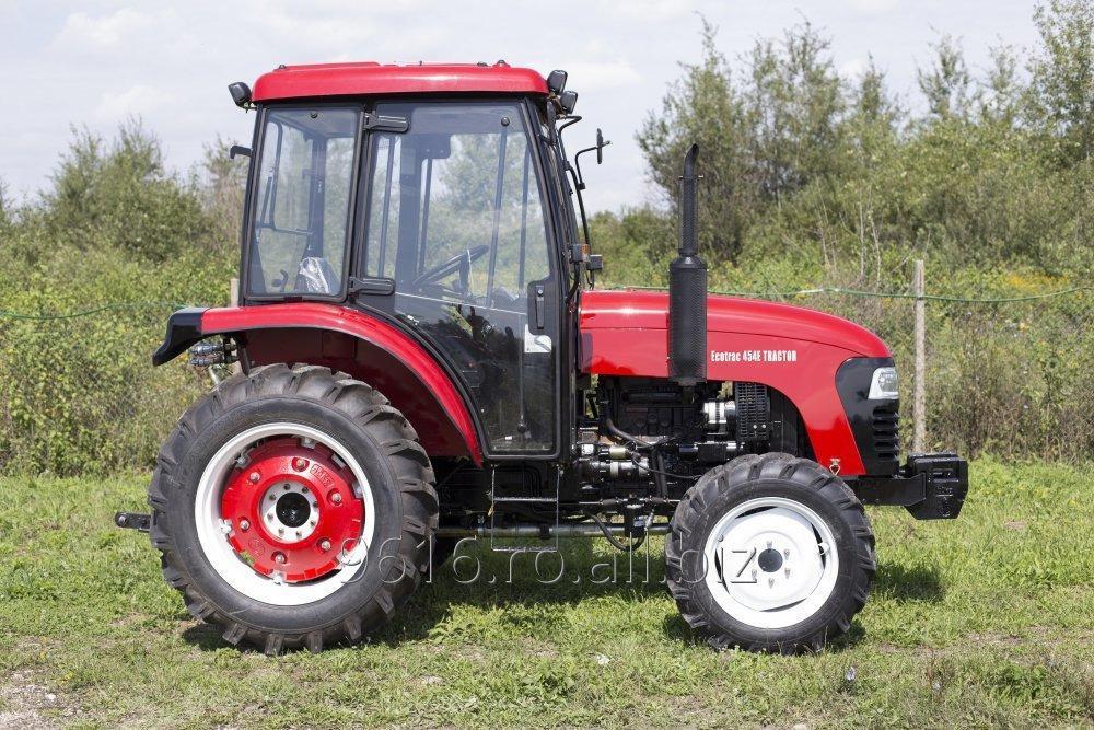 """cumpără Tractor """"Ecotrac"""" 45 CP, 4x4, cu cabina,fabricatie 2016"""