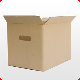 Buy Simple corrugated boxes