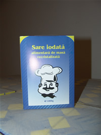 cumpără Sare iodata