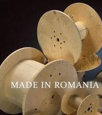 cumpără Bobine și tamburi din lemn
