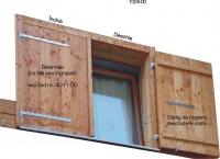 cumpără Sistem de feronerie pentru obloane verticale 1028-00