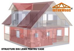 cumpără Case din lemn