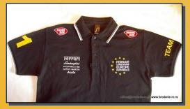 Sigle personalizate brodate pe tricouri
