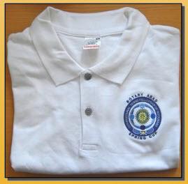 Tricouri cu embleme brodate computerizat