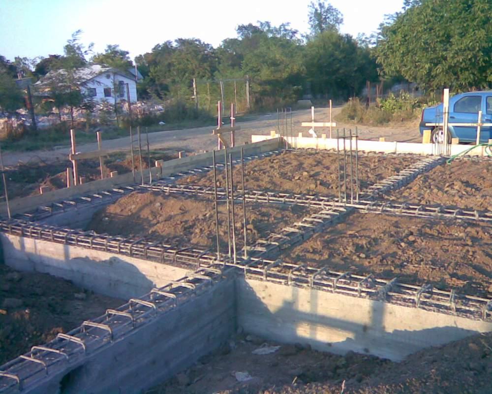 cumpără Fundatii din beton