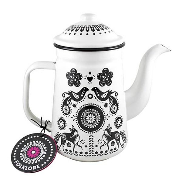 cumpără Tea Coffee Pot Folklore