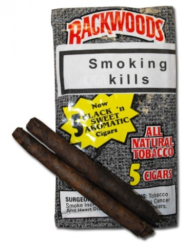 BACKWOOD BLACK (5/PLIC)