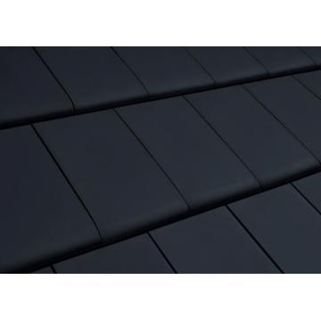 cumpără Tigla ceramica germana Erlus Linea negru mat