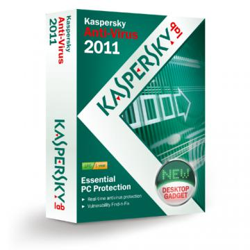 cumpără Software Antivirus Kaspersky Anti-Virus 2011