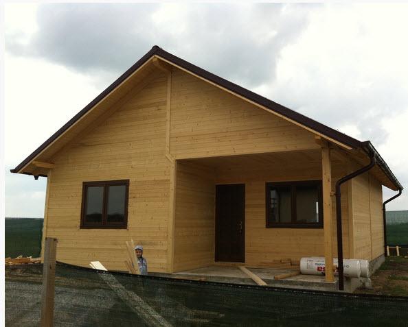 cumpără Despre Case din lemn > Locuinte permanente