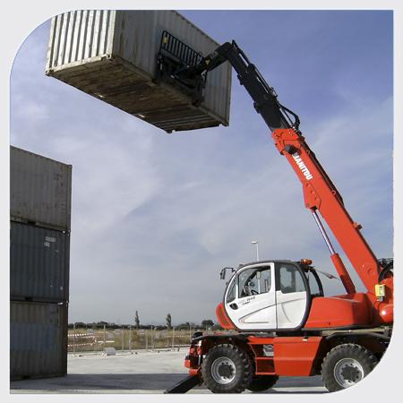 cumpără Manipulator pentru containere