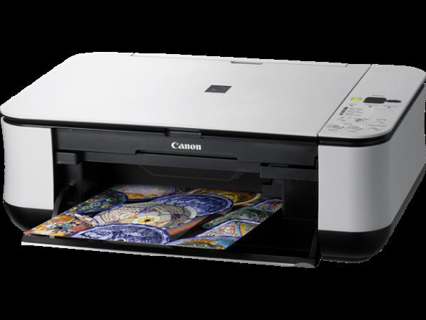 imprimanta multifunctionala color a4 inkjet canon pixma mp250 - Imprimanta Color