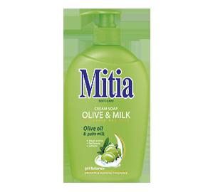 cumpără Săpunul lichid Mitia Olive & Milk