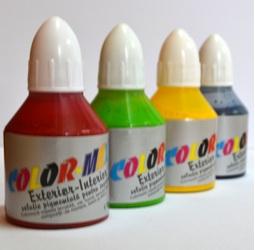 cumpără Pigment superconcentrat penru zugraveli exterioare si interioare