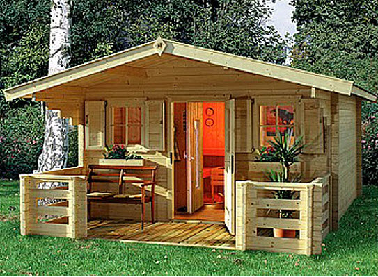 cumpără Casa Sauna