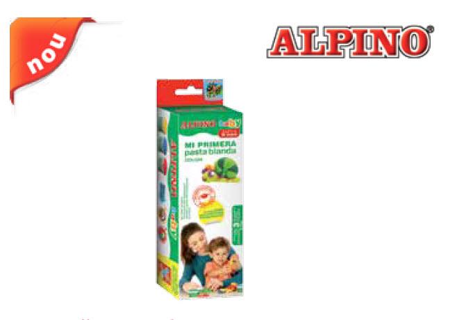 cumpără Plastelina Alpino Baby
