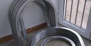 cumpără Curbe din aluminiu