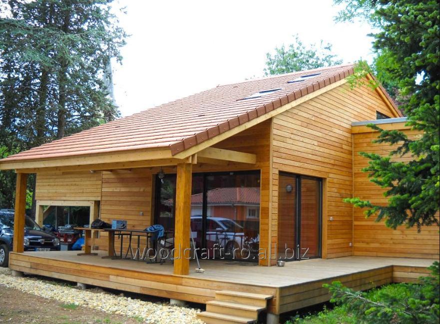 cumpără Case de lemn