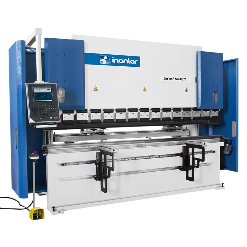 cumpără Presa hidraulica tip abkant cu CNC P-HAP cu deschidere de 2550 mm (INANLAR-PROMA)