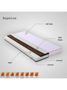 cumpără Caretero - Saltea SuperLux Sandwich Cocos 120x60 cm