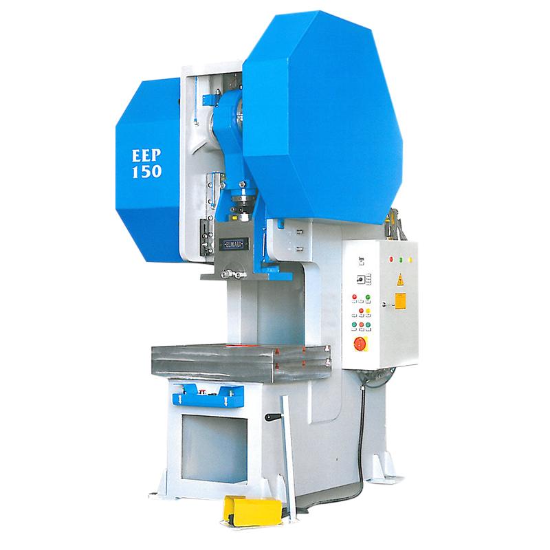 cumpără Presa cu excentric 150 tf tip C cu cuplaj mecanic EEP-150 (ELMALI-TURCIA)
