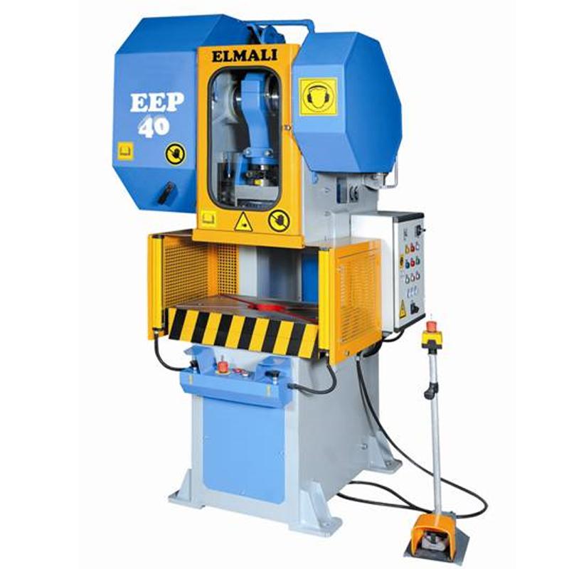 cumpără Presa cu excentric 125 tf tip C cu cuplaj mecanic EEP-125 (ELMALI-TURCIA)